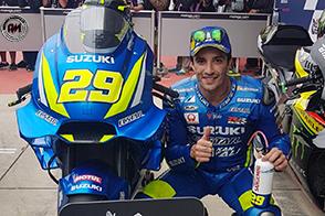 Andrea Iannone in MotoGP con Aprilia per le stagioni 2019 e 2020
