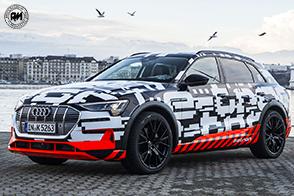 e-tron: al via i preordini della prima elettrica Audi