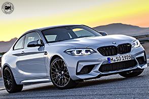 Potenza ed agilità per la nuova BMW M2 Competition