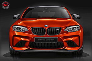 Nuova BMW M2 Competition : pronta l'arma totale?