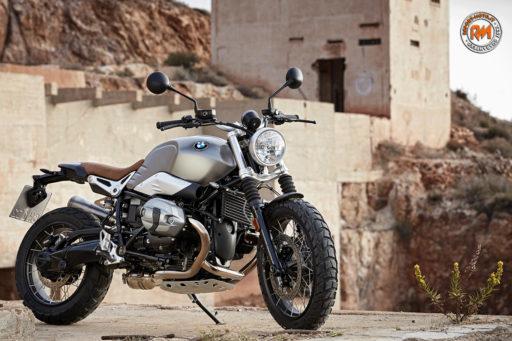 BMW Motorrad New Heritage Tour 2018