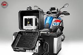 Novità assoluta nei ricambi, con la BMW Motorrad iParts 3D Mobile Printer