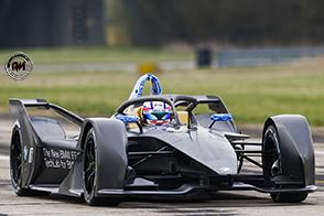 Formula E – La BMW iFE.18 entra in una nuova fase di sviluppo