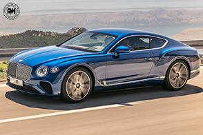 Motore W12 da 635 CV per la nuova Bentley Continental GT