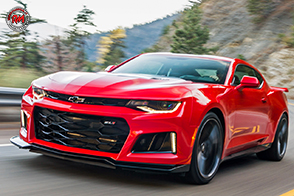 Quando l'aerodinamica influenza lo stile: Chevrolet Camaro e Silverado 2019