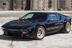 De Tomaso Pantera GT5s : all'asta la sportivissima degli anni '80