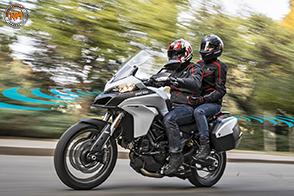 Nel 2020 una Ducati dotata di radar anteriore e posteriore