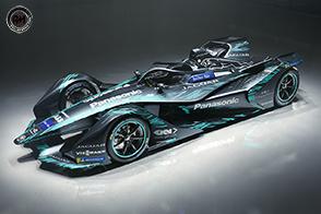 Jaguar I-Type 3: il felino da corsa è pronto per la Formula E