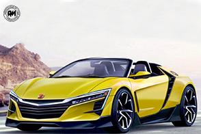 Pronta a far sognare l'erede dell'intramontabile Honda S2000