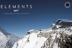 007 Elements è la prima installazione cinematografica by Jaguar Land Rover