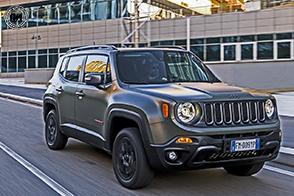 Forza e carattere per la nuova Jeep Renegade Hyper