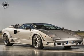 Una super sportiva entrata nella storia dell'automotive: la Lamborghini Countach