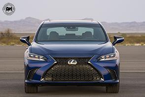 Anteprima europea per la settima generazione della nuova Lexus ES