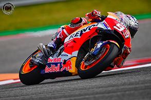 Ad Aragon vince Marquez seguono Dovizioso e Iannone