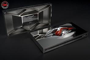 """McLaren BP23 """"Speed Form"""": la scultura che cattura la velocità"""
