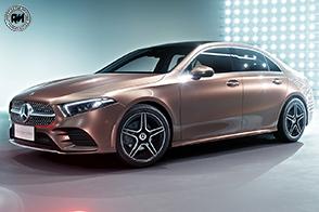 Debutta a Pechino la nuova Mercedes-Benz Classe A L Berlina