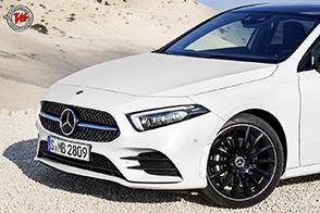 Prezzi ed allestimenti nuova Mercedes-Benz Classe A W177