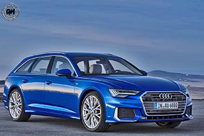 Spazio, sportività e tecnologia ibrida per la nuova Audi A6 Avant