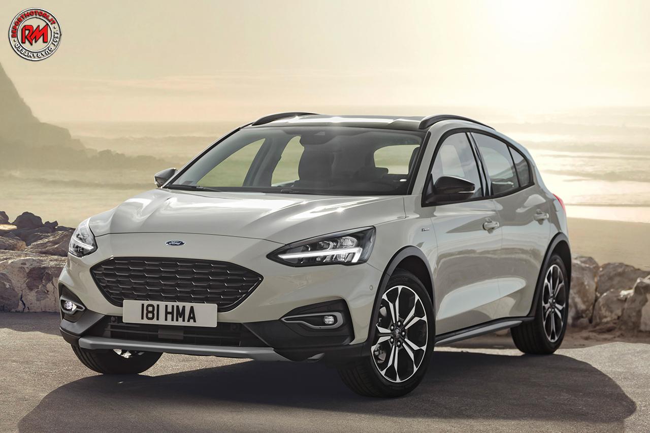 Novo Ford Focus 2018 >> A 20 anni dalla prima generazione, Ford presenta la nuova Focus