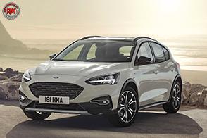 Cinque stelle nei test Euro NCap per la nuova Ford Focus