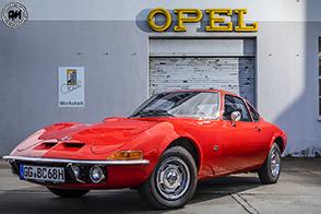 Prodotta per soli cinque anni, la Opel GT è diventata immortale