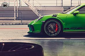 Dunlop Sport Maxx Race 2 omologato da Porsche per la nuova 911 GT3 RS