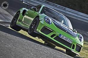 Nuovo record per la Porsche 911 GT3 RS al Nurburgring