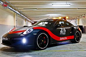 La nuova Porsche 911 Turbo sarà impegnata nel WEC come Safety Car
