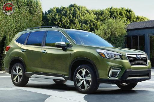 Subaru Forester Model Year 2019