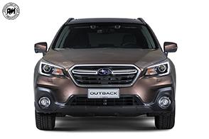 Subaru lancia il restyling della nuova Outback MY18