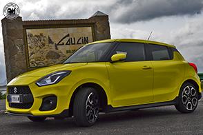 Nuova Suzuki Swift Sport: l'arma vincente!