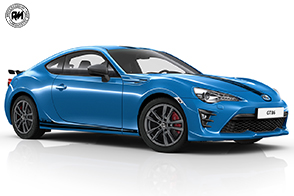 Nuova Toyota GT86 Model Year 2019
