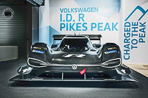 Svelata la supersportiva elettrica Volkswagen I.D. R Pikes Peak