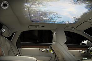Nuova Volvo S90 Ambience Concept: esperienza sensoriale!