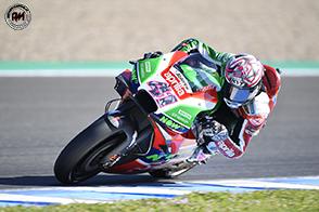 Aleix Espargarò rinnova con il Team Aprilia MotoGP fino al 2020