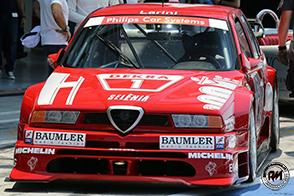 Nel DTM era l'incubo tedesco: Alfa Romeo 155 V6 TI DTM