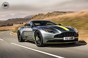 Potenza infinita per la nuova Aston Martin DB11 AMR