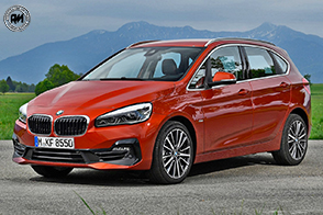 Nuove BMW Serie 2 Gran Tourer e Serie 2 Active Tourer
