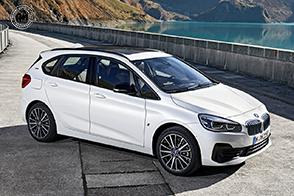 Soluzione ibrido plug-in per la nuova BMW 225xe iPerformance