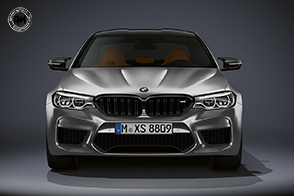 Oltre 620 cavalli per la potente BMW M5 Competition