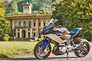 BMW Motorrad presenta al Concorso Eleganza Villa d'Este la 9cento