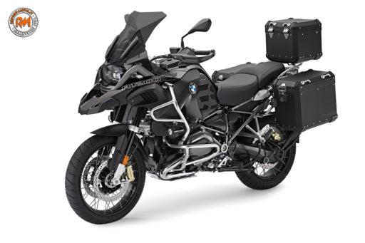 BMW Motorrad Edition Black