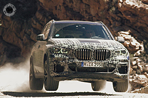 Dal Nurburgring alla Scandinavia, così BMW sta sviluppando la nuova X5