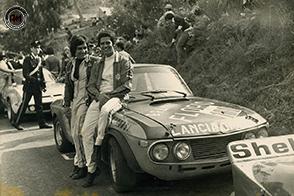 Se ne andato Benny Rosolia il Corsaro Nero dell'automobilismo italiano