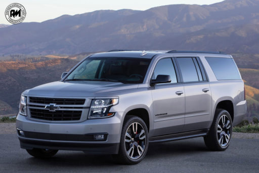 Chevrolet Suburban RST Performance Package