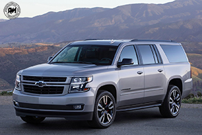 Nuova Chevrolet Suburban RST Performance Package