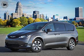 Tecnologica, ecologica e spaziosa: è la nuova Chrysler Pacifica Hybrid