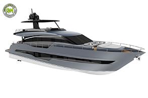 Cranchi Settantotto nuova ammiraglia del Cantiere Nautico Cranchi