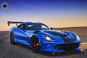 Largo al V8 biturbo da 700 cavalli: arriva la nuova Dodge Viper 2019