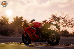 Ducati Panigale V4 protagonista del videogioco RIDE 3